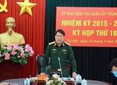 Ủy ban Kiểm tra Quân ủy TW đề nghị kỷ luật 10 quân nhân