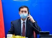 Việt Nam đề nghị Đức tạo điều kiện tiếp cận nguồn vắc xin