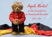 Công ty đồ chơi Đức sản xuất gấu bông dành riêng cho Thủ tướng Merkel