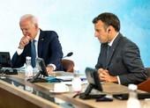 Điện đàm, ông Biden và ông Macron hẹn sẽ gặp trực tiếp trong tháng 10