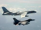 Lý do Trung Quốc cử gần 100 máy bay áp sát Đài Loan
