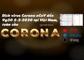 Dịch Corona ở Việt Nam, thế giới: Thêm 300 ca khỏi bệnh