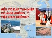 Vị trí đập Tam Hiệp, nếu vỡ đập có ảnh hưởng Việt Nam không?