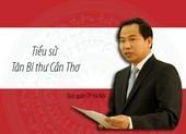 Chân dung tân Bí thư Thành ủy Cần Thơ- Tiến sĩ Lê Quang Mạnh