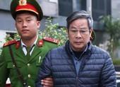 Ông Nguyễn Bắc Son kháng cáo xin giảm nhẹ hình phạt
