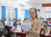 Cử tri TP.HCM kiến nghị Quốc hội xem xét lại vụ án Hồ Duy Hải