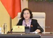 Công tác nhân sự tại kỳ họp thứ 9 Quốc hội khóa XIV