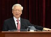 Tổng bí thư, Chủ tịch nước chủ trì họp nhân sự TW khóa XIII
