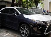 Trộm xe Lexus ở Đà Nẵng mang về Nam Định sơn lại