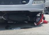 Tai nạn xe máy và xe tải, 2 vợ chồng chết thảm