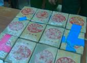 Nóng: 25 bánh heroin trôi dạt vào bờ biển Quảng Nam