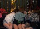 Nhiều người phê ma túy trong quán karaoke ở Quảng Ngãi