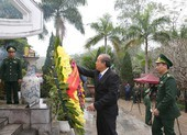 Phó Thủ tướng thăm đồn biên phòng và bà con ở Hà Giang