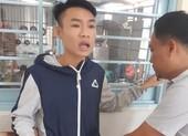 Nhóm thanh niên chém công an khi bị kiểm tra