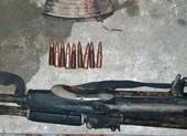 Giải quyết xong mâu thuẫn thì nổ súng AK trúng bạn