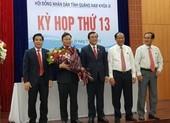 Ông Lê Trí Thanh làm chủ tịch tỉnh Quảng Nam