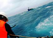 Ngư dân Thanh Hóa vớt được 1 thi thể ngư dân Nghệ An