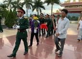 Tìm thấy hài cốt 17 đặc công hi sinh năm 1970 ở Quảng Nam