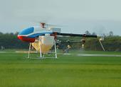 Máy bay phun thuốc trừ sâu lần đầu tiên xuất hiện ở Việt Nam