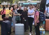 Niềm vui của 142 du học sinh, người du lịch sau cách ly