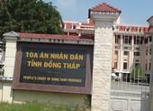 TAND tỉnh Đồng Tháp có tân chánh án
