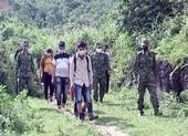 10 người nhập cảnh trái phép từ Trung Quốc vào Việt Nam
