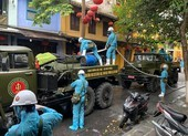 Ca nhiễm tăng từng ngày, Quảng Nam ra công điện khẩn