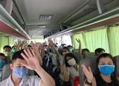 38 'chiến binh áo trắng' Phú Thọ đến vùng dịch Quảng Nam