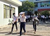 Chồng của bệnh nhân nhiễm COVID-19 ở Quảng Nam đi coi thi THPT