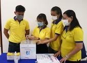 Cán bộ nhân viên PNJ góp 850 triệu cho Miền Trung chống dịch
