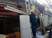 Nam thợ hồ 23 tuổi bị điện giật tử vong trong cơn mưa