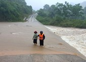 Cảnh báo mưa lũ lớn  kéo dài đến ngày 15-10