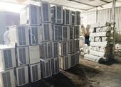 Tân Phú: Công an bắt 3 xe tải chở hàng điện tử đã qua sử dụng
