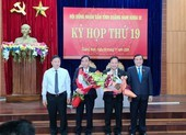Quảng Nam có tân Phó Chủ tịch UBND và HĐND