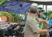 Đình chỉ 2 bảo vệ dân phố tát tài xế Grab ở Bình Thạnh