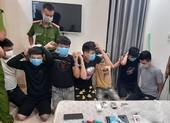 9 nam nữ tụ tập trong 1 homestay tại Hội An để chơi ma tuý