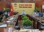 Quảng Ngãi đưa khoảng 400 người dân khó khăn từ TP.HCM về quê