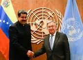 LHQ chỉ thừa nhận ông Maduro là tổng thống Venezuela hợp pháp