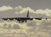 Pháo đài bay B-52 của Mỹ lại đến biển Đông
