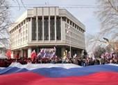 Ukraine nói sẽ giành lại Crimea và Donbass