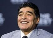 'Cậu bé vàng' Maradona chỉ trích Mỹ can thiệp Venezuela