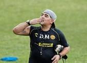 Maradona bị điều tra vì ủng hộ Venezuela