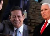 Mỹ, Brazil bàn cách 'siết' ông Maduro