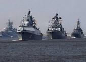 Giải mã vụ hàng loạt tàu chiến Nga hiện diện ở Syria