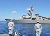 Philippines: Du khách Trung Quốc chụp ảnh cơ sở hải quân