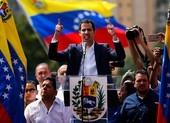 Mỹ mở Văn phòng Ngoại giao Venezuela ủng hộ ông Guaido