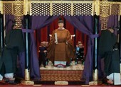 Toàn cảnh đăng quang của Nhật hoàng Naruhito