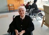 Người già nhất thế giới sống sót qua COVID-19 tiết lộ bí quyết