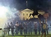 Ông Trump kêu gọi thẳng tay trừng trị những người biểu tình