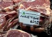 Tranh cãi nguồn gốc COVID-19, Trung Quốc ngưng nhập thịt bò Úc